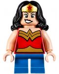 Конструктор Lego Super Heroes – Mighty Micros: Жената чудо™ срещу Думсдей™ (76070) - 5t