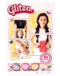 Брокат Glitza - 80 дизайна панделки, 3 цвята - 1t