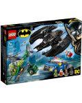 Конструктор Lego DC Super Heroes - Batman Batwing and The Riddler Heist (76120) - 1t