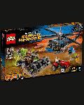 Конструктор Lego Super Heroes - Batman: Жътвата на Плашилото (76054) - 1t
