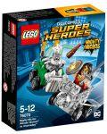 Конструктор Lego Super Heroes – Mighty Micros: Жената чудо™ срещу Думсдей™ (76070) - 1t