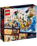 Конструктор Lego Marvel Super Heroes - Hydro-Man Attack (76129) - 5t