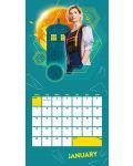 Стенен Календар Danilo 2019 - Doctor Who - 2t
