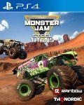 Monster Jam Steel Titan (PS4) - 1t
