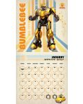 Стенен Календар Danilo 2019 - Transformers Bumblebee - 3t