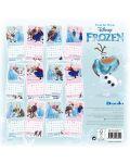 Стенен Календар Danilo 2019 - Disney Frozen Inc - 4t