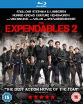 The Expendables 2 (Blu-ray) - 1t