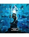 Стенен Календар Danilo 2019 - Justice League: Aquaman - 1t