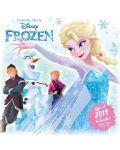 Стенен Календар Danilo 2019 - Disney Frozen Inc - 1t