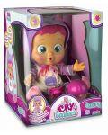 Плачеща кукла със сълзи IMC Toys Cry Babies - Кейти, с шише за вода - 4t