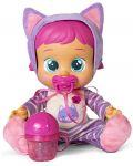 Плачеща кукла със сълзи IMC Toys Cry Babies - Кейти, с шише за вода - 1t