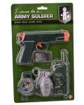 Игрален комплект Army Forces - Стартов сет, 5 части - 2t