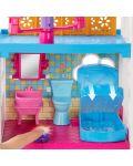Игрален комплект Mattel Polly Pocket - Парти къща - 6t
