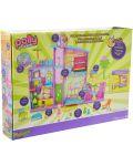 Игрален комплект Mattel Polly Pocket - Парти къща - 2t