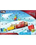 Коледен адвент календар Mattel Disney - Cars 3, 24 изненади - 1t