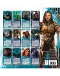 Стенен Календар Danilo 2019 - Justice League: Aquaman - 4t