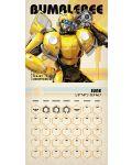 Стенен Календар Danilo 2019 - Transformers Bumblebee - 2t