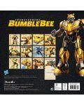 Стенен Календар Danilo 2019 - Transformers Bumblebee - 4t