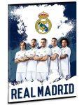 Ученическа тетрадка A4, 40 листа Ars Una Real Madrid - 1t