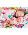 Пишкаща кукла Bayer Piccolina - Love, 42 cm - 5t