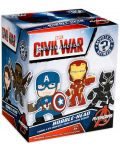 Мини Фигура Funko: Cap America 3: Civil War - Mystery Minis Blind Box - 2t