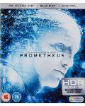 Prometheus 4K (Blu Ray) - 1t