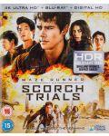 Maze Runner: Scorch Trials 4K (Blu-Ray) - 1t