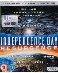Independence Day: Resurgence 4K (Blu Ray) - 1t
