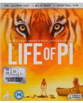 Life Of Pi 4K (Blu Ray) - 1t