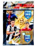 Стартов Пакет - Албум с 5 пакетчета стикери Panini FIFA 365 2019 - 1t