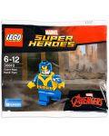 Сглобяема фигура Lego Super Heroes - Giant-Man, Hank Pym (30610) - 1t