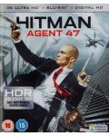 Hitman Agent 47 4K (Blu Ray) - 1t