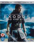 Exodus 4K (Blu-Ray) - 1t