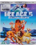 Ice Age 5: Collision Course 4K (Blu Ray) - 1t