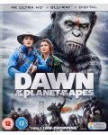 Dawn Of The Planet Of The Apes 4K (Blu-Ray) - 1t