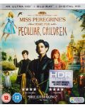 Miss Peregrine's Home For Peculiar Children 4K (Blu Ray) - 1t