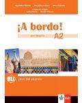 A bordo! para Bulgaria A2: Libro del alumno / Испански език - 8. клас (интензивен) - 1t