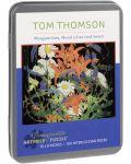 Пъзел Pomegranate от 100 части - Маргаритки, Козлец и Фий, Том Томсън - 1t