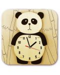Стенен часовник Robo Time – Панда - 1t
