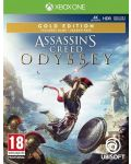 Assassin's Creed Odyssey Gold Edition (Xbox One) - 1t