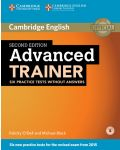 Advanced Trainer Six Practice Tests without Answers with Audio - 1t