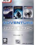 Adventure Pack - Aura 2, Dead Reefs, Safecracker (PC) - 1t