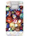 Пъзел Master Pieces от 1000 мини части - Всичките ми топчета - 2t