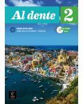 Al dente 2 · Nivel A2 Libro del alumno + Cuaderno de ejercicios + CD + DVD - 1t