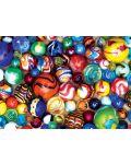 Пъзел Master Pieces от 1000 мини части - Всичките ми топчета - 1t