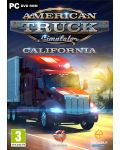 American Truck Simulator - California (PC) - 1t