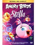Angry Birds Стела - Първи сезон (DVD) - 1t