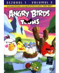 Angry Birds Toons - Сезон 1 - част 2 (DVD) - 1t