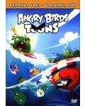 Angry Birds Toons - Сезон 3 - част 1 (DVD) - 1t