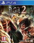 Attack on Titan 2 (PS4) - 1t